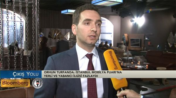 2015 İMOB BLOOMBERG TV MÜLAKATI